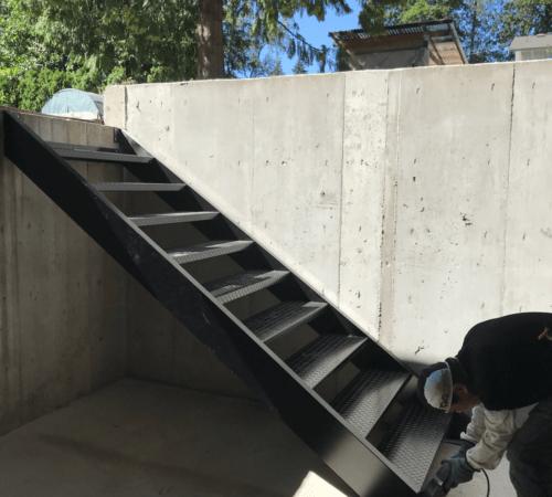 Stair-Style-#1---Full-Aluminum-Black