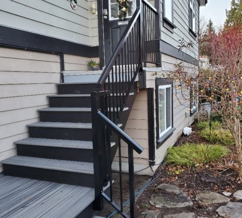 Trex Stair Treads